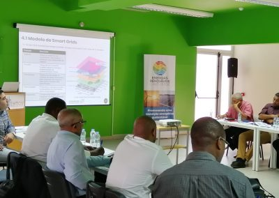 Enabling more renewables and better electricity supply in Cape Verde