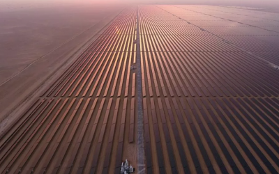 Inauguration of the third phase of the Mohammed bin Rashid Al Maktoum Solar Park