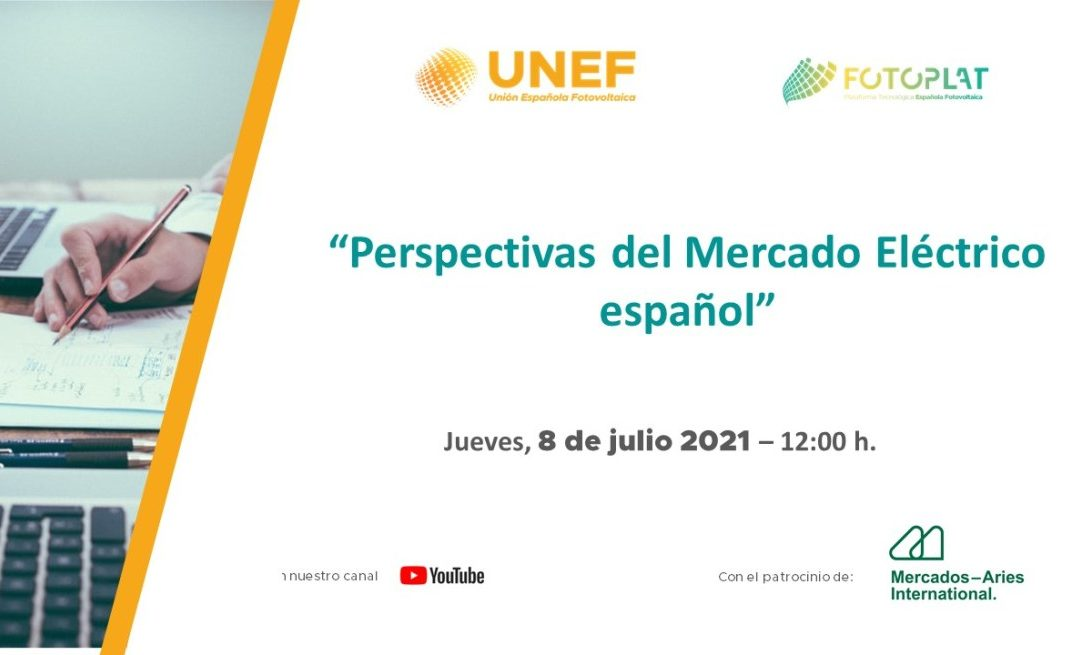 Perspectives of the Spanish Electricity Market